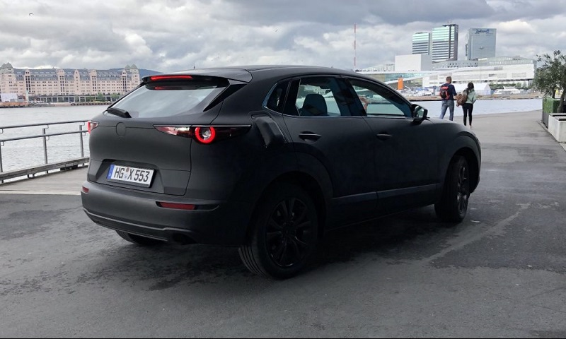 Mazda CX-5 electric