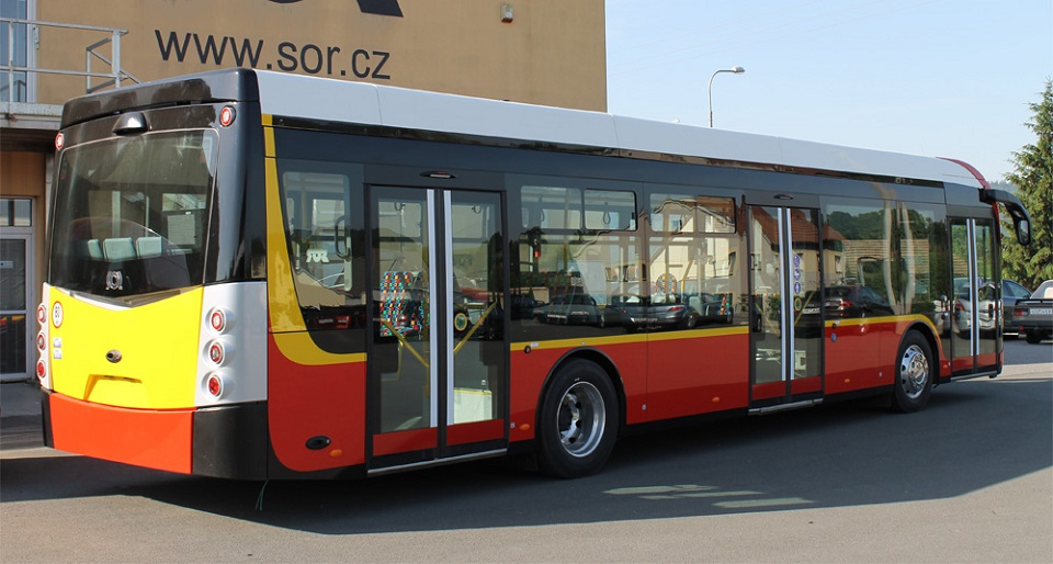 SOR NS12 Electric Brasov
