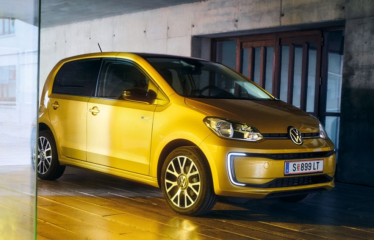 Volkswagen e up! Romania