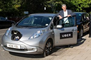 Uber electric