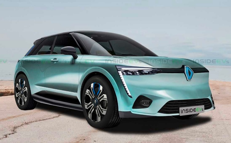 crossover electric Renault